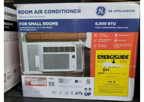 2 Air conditioners/ window units